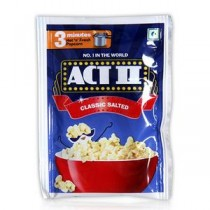 Act II Classic Salted Popcorn 30 gm.