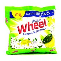 Active Wheel lemon & Jasmine Detergent Powder 500 GM
