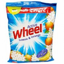 Active Wheel Lemon & Orange Detergent Powder 1 Kgs