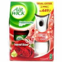 Air Wick Mystic Velvet Rose & Mystic Sandal Air Freshener 1 Pcs
