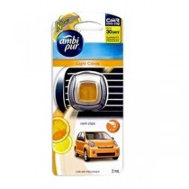 Ambi Pur Light Citrus Vent Clip Car Air Freshener 2 ML