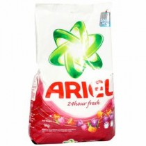 Ariel 24 Hour Fresh Detergent Powder 1 Kgs