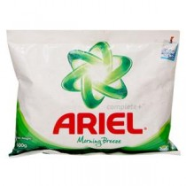 Ariel Complete Plus Morning Breeze Detergent Powder 500 GM