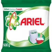 Ariel Detergent Powder Matic Complete (for Front & Top Load) 500 GM