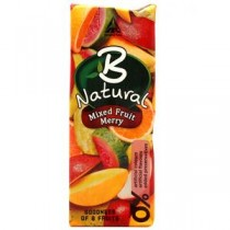 B Natural Mix Fruit Juices 200 ML