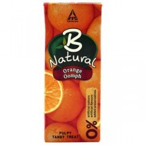 B Natural Orange Juices 200 ML