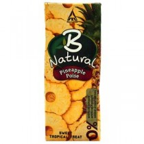 B Natural Pineapple Juices 200 ML
