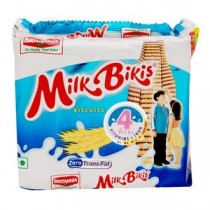 Britannia Milk Bikis Cream Biscuits Pouch 100 GM