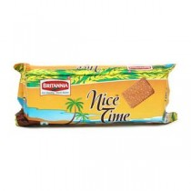 Britannia Nice Time Sugar Showered Coconut Biscuits Pouch 150 GM
