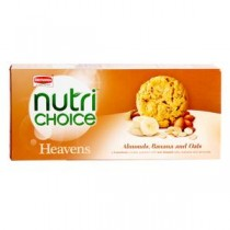 Britannia Nutri Choice Heavens Almonds Biscuits 100 GM
