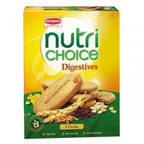 Britannia Nutrichoice 5 Grain Biscuits 200 GM