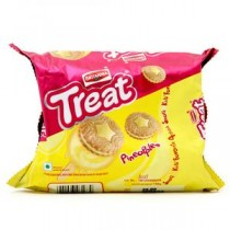 Britannia Treat-O Pineapple Biscuits 145 GM