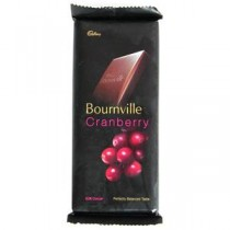 Cadbury Bournville Cranberry Chocolate 80 GM
