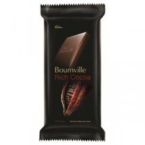 Cadbury Bournville Rich Cocoa Chocolate 33 GM