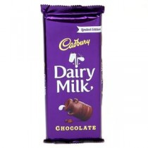 Cadbury Dairy Milk Chocolate 165 GM
