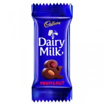 Cadbury Dairy Milk Fruit & Nut Chocolate 42 GM
