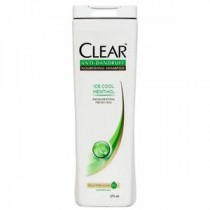 Clear Men Cool Sport Menthol Anti Dandruff Shampoo 375 ML
