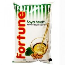 Fortune Soya Health Refined Soyabean Oil 1 ltr.