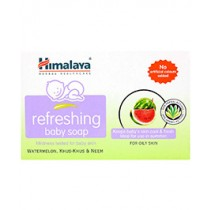 Himalaya Herbals Refershing Baby Soap (75 GM)