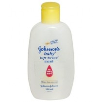 Johnson & Johnson Baby Top To Toe Wash (100 ML)