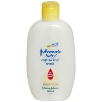 Johnson & Johnson Baby Top To Toe Wash (200 ML)