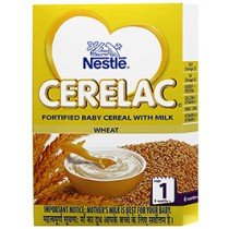 Nestle Cerelac Infant Cerelac With Milk - Wheat 1 (300 GM)