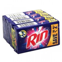 Rin Detergent Bar Combo (4 Pack)