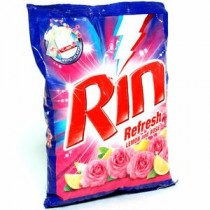 Rin Refresh Lemon & Rose Detergent Powder 	1 Kgs