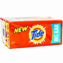 Tide Detergent Bar 4 Pcs 	250 GM